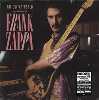 Guitar World: According To Frank Zappa Rsd