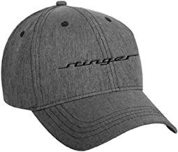 Kia Gear Shop Stinger Structured Cap Gray