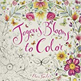 Top Coloring Books of 2019 joyous blooms to color