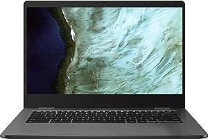 Latest_ASUS Chromebook Laptop Convertible PC Computer, 14