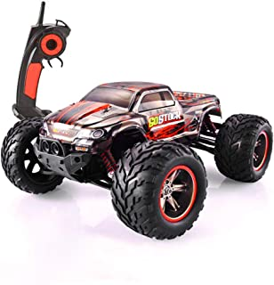 GoStock Remote Control Car, RC Car 42km/h High Speed Off-Road Monster Truck Car 1:12 Fast Electric Racing Car 2.4Ghz Large...