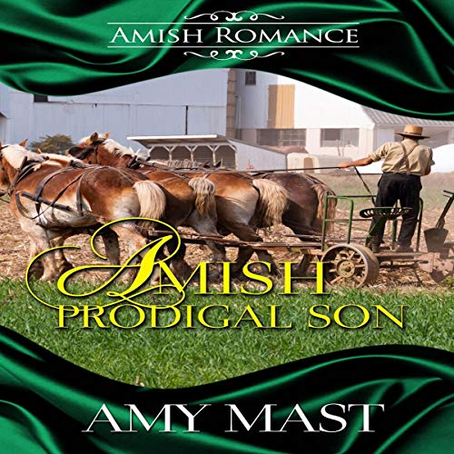 Amish Prodigal Son  audiobook cover art