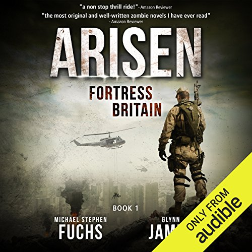 Fortress Britain audiobook cover art