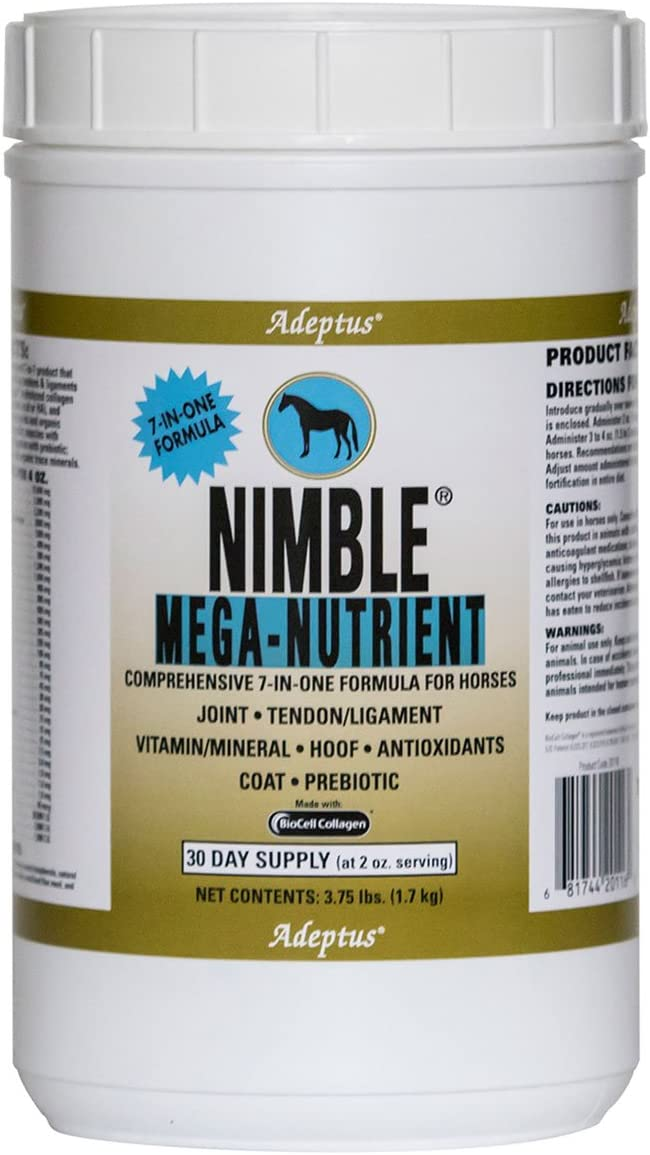 Adeptus National products Nutrition Nimble Mega 7-in-one Nutrient formula Ranking TOP12