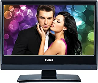 "NAXA 13.3"" Widescreen Led HDTV/DVD (New Model)"