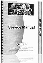 New Massey Ferguson 550 Combine Service Manual