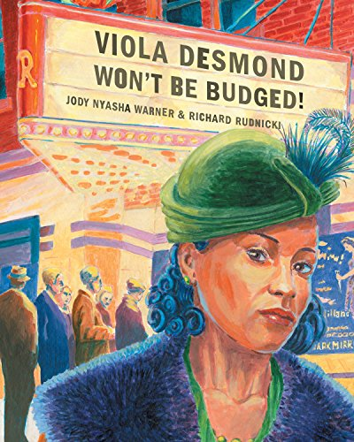 Viola Desmond Won't Be Budged /fxl