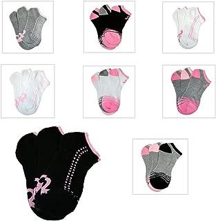 Gina Concepts LLC Breast Cancer Awareness Crew Socks