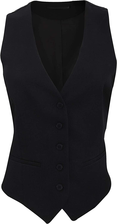 Brook Taverner Womens//Ladies Luna Formal Waistcoat