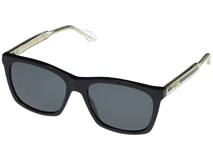 Gucci  GG0558S (Black) Fashion Sunglasses