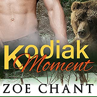Kodiak Moment audiobook cover art