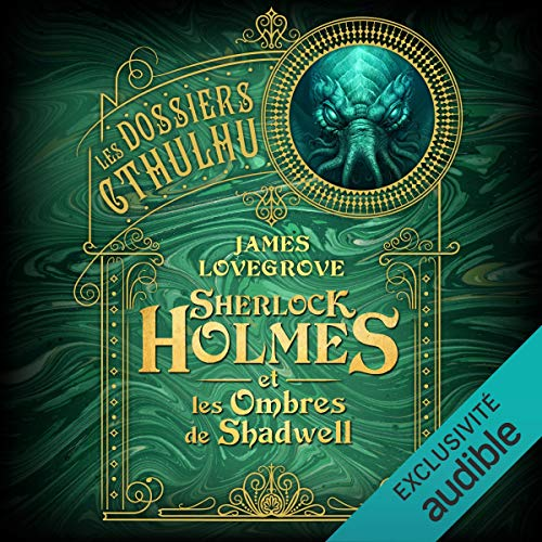Sherlock Holmes & les ombres de Shadwell cover art