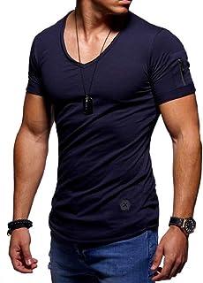 Howely Men's Lightweight Short Sleeve Gym Training Jersey Slim Fit Shirts