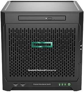 Hewlett Packard Enterprise ProLiant MicroServer Gen10 server 1.6 GHz AMD Opteron X3216 Ultra Micro Tower 200 W