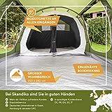 Zoom IMG-2 skandika gotland 4 tende campeggio