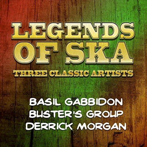 Basil Gabbidon, Buster's Group & Derrick Morgan