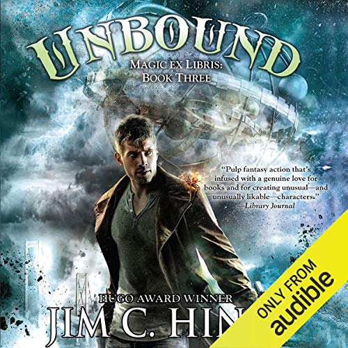 Unbound Audiobook By Jim C. Hines cover art