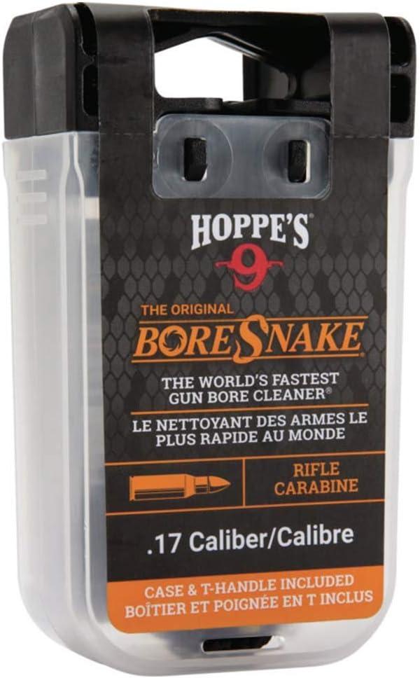 Hoppe's Original Rifle BoreSnake con Den