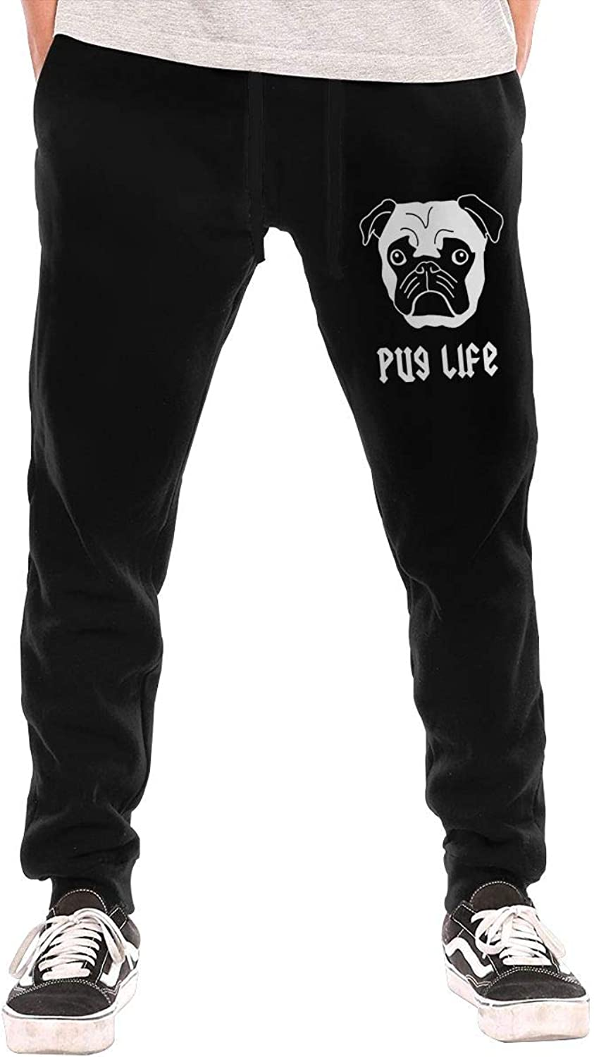 bcd8a6d35a0b Men's Pug Life Joggers Pants Pants Pants With Pockets dfe8be - qrnjh ...