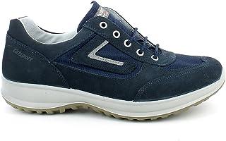 Grisport - Sneaker in Camoscio Blu Linea Active - 44