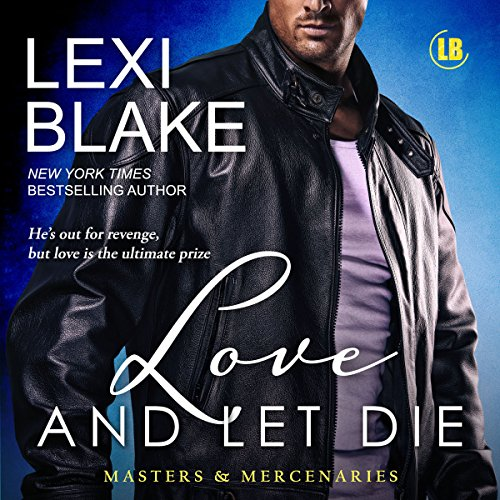 Love and Let Die audiobook cover art