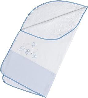 Pekebaby Arrullo de Modelo Nova color Azul Piqu/é Rizo Arrullo rizo
