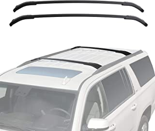 2015 chevy suburban roof rack cross bars