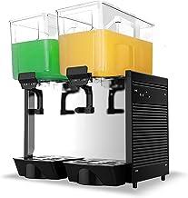 Distributeur Boissons Machine Commerciale Slushy Machine Chaude et Froide Double Cylindre Machine à Boissons Froides Machi...
