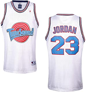 WELETION 23# Space Moive Jersey Mens Basketball Jersey White