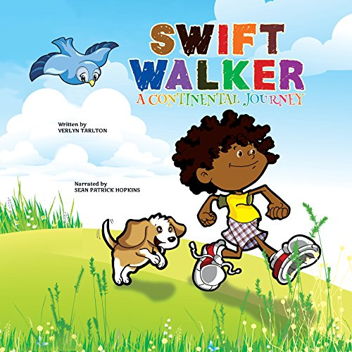 Swift Walker: A Continental Journey cover art