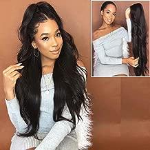 🎀🎀Clearance🎀🎀 30'' Body Wave Brazilian Hair 130% Density Wigs for Black Women