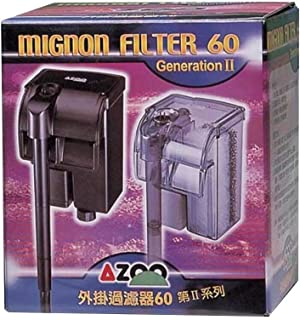 AZOO Aquarium Mignon Filter 60