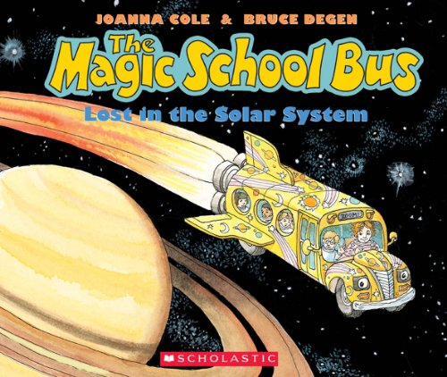 The Magic School Bus Lost in the Solar System(audio CD with paperback)の詳細を見る