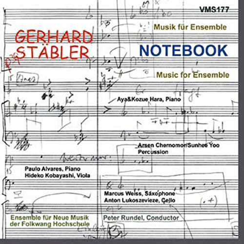 Notebook for Viola and Orchestera