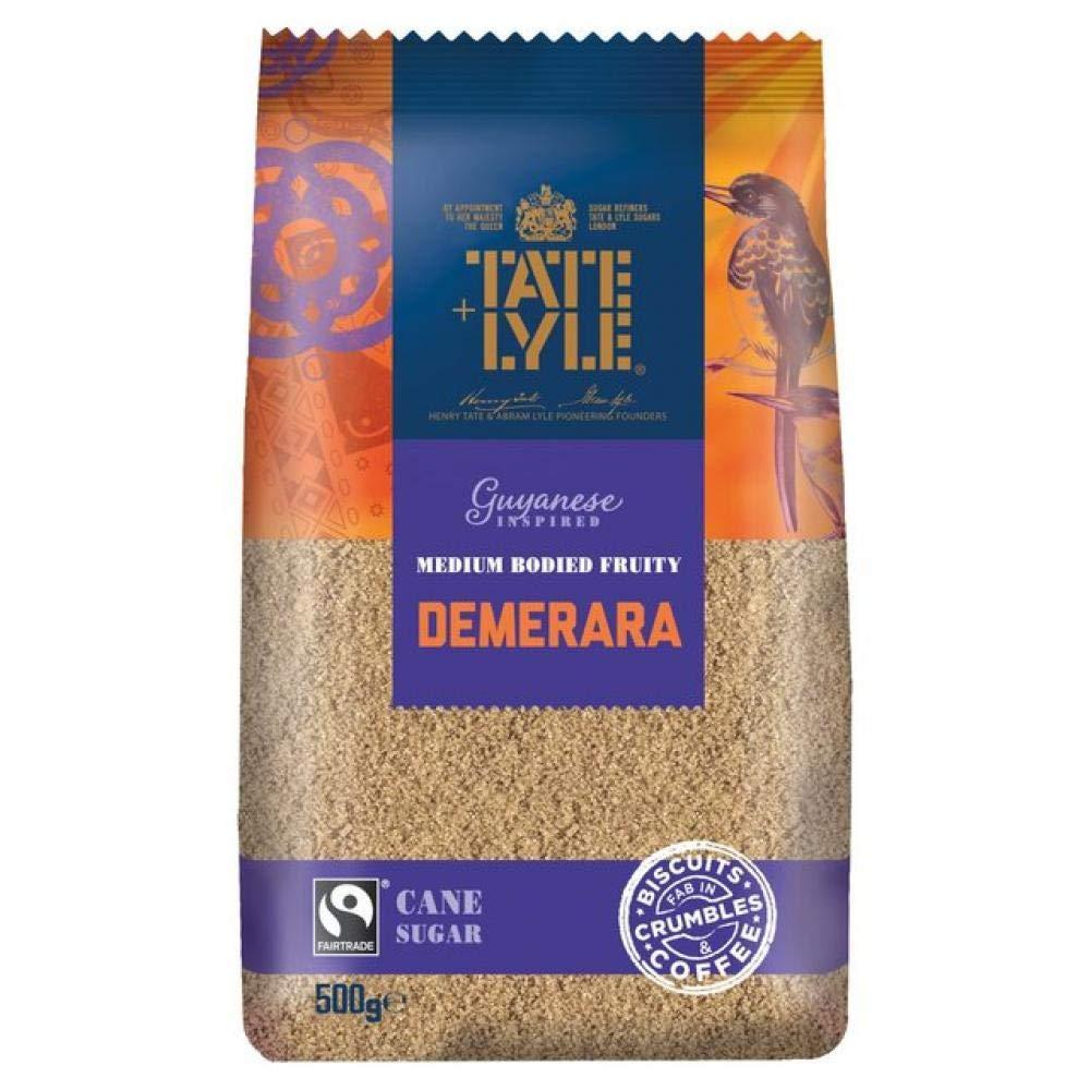 Ranking TOP17 Tate Phoenix Mall Lyle Demerara Sugar Pack of 6 500g