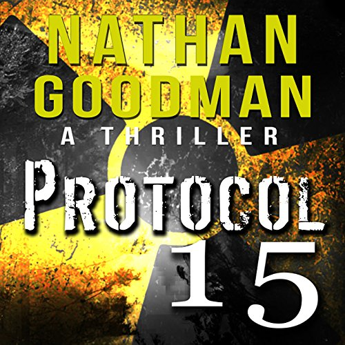 Protocol 15 audiobook cover art