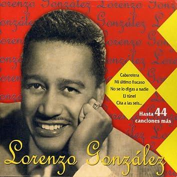 Lorenzo González (Hasta 44 Canciones Más)
