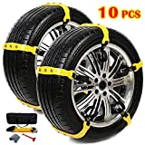 Best Snow Chains - BESAZW Snow Chain for Car/SUV/Light Truck Tire Snow Review