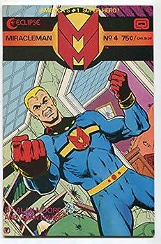 Miracleman #4 NM Alan Moore Alan Davis Eclipse Comics CBX13A
