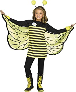 Girls Bee My Honey Bumble Bee Costume
