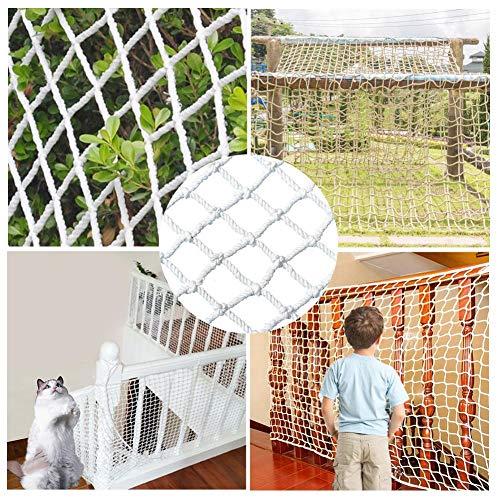 Red de seguridad para niños, Material de nylon de malla