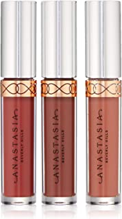 Anastasia Beverly Hills - Mini Liquid Lipstick - 3 Piece Set