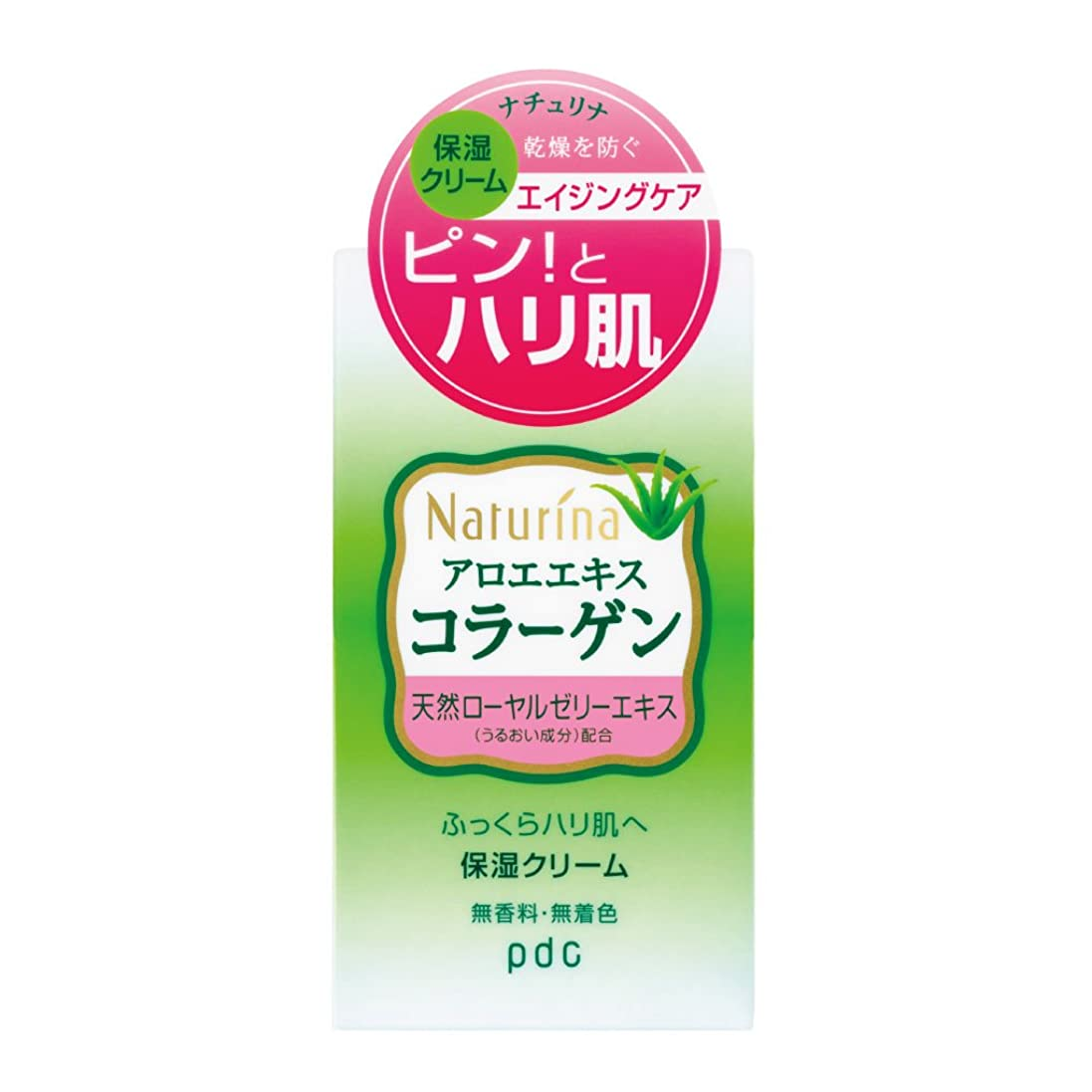 よろめく赤字気性ナチュリナ 保湿クリーム 60g