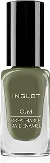 Inglot O2M Breathable Nail Enamel, 424, 11 ml