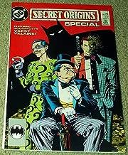 Batman Secret Origins Special No. 1 1989