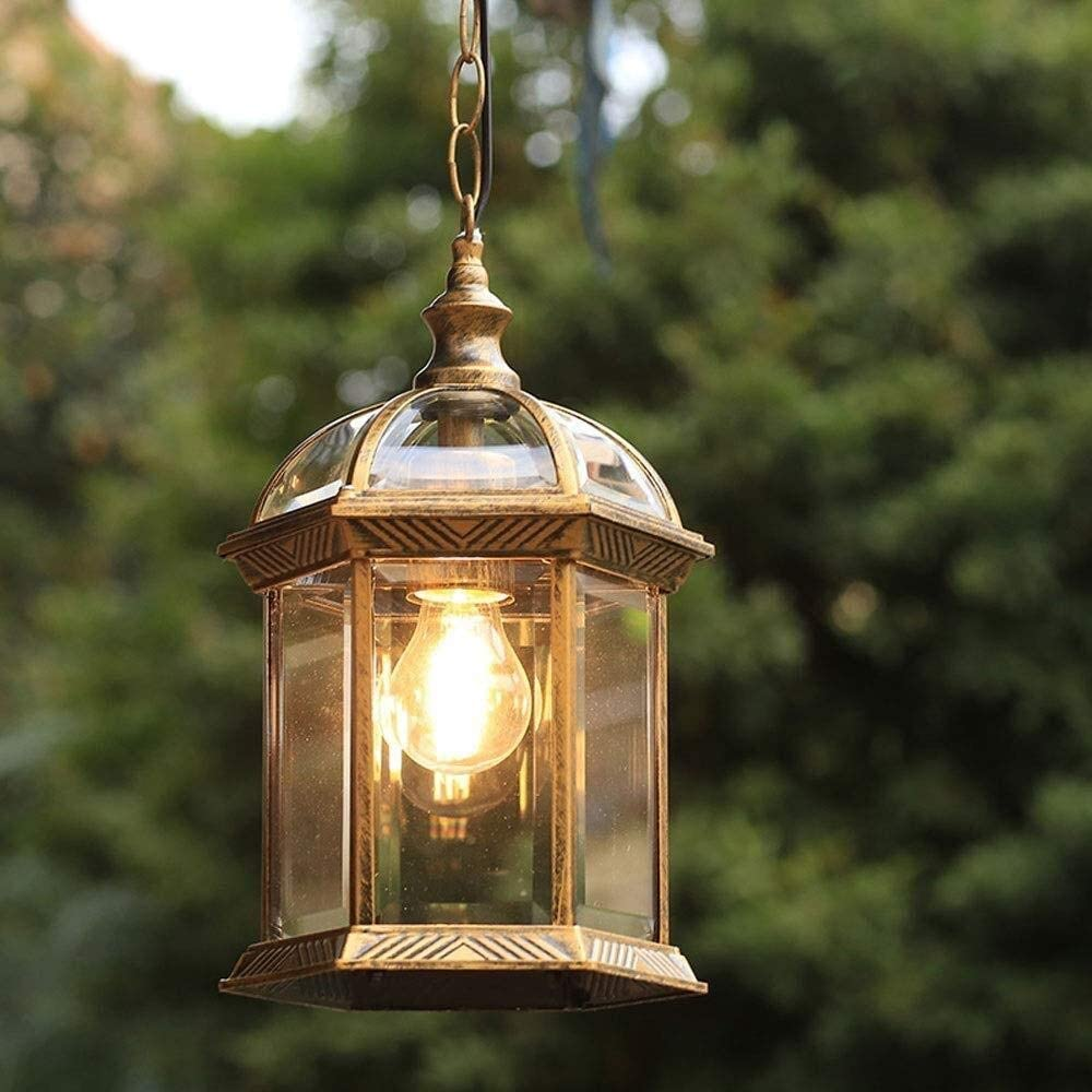 WEIJINGRIHUA Topics on TV Pendant Light Hanging Garden At the price Outdoor
