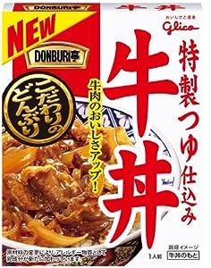 グリコ DONBURI亭 東京牛丼