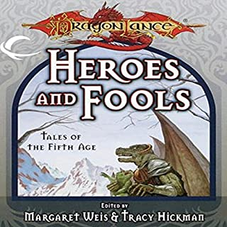 Heroes and Fools audiobook cover art