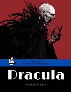 Dracula by Bram Stoker (Illustrated)