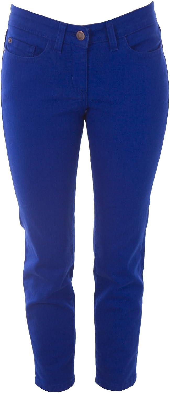 BODEN Women's Skinny Ankle Skimmer Jeans bluee